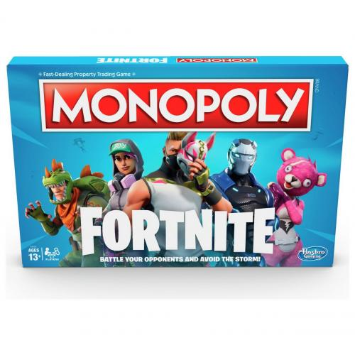 Fortnite monopoly (test)